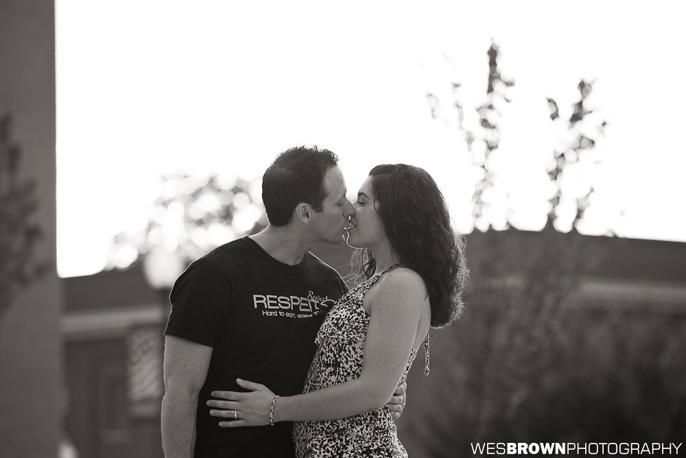 KC+Paige | Engagement Session Photographers