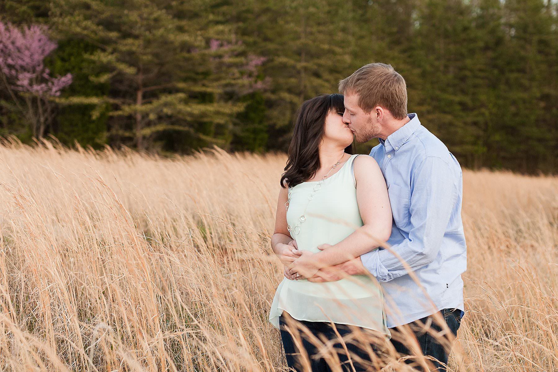 Somerset Kentucky Engagement Session Photographer
