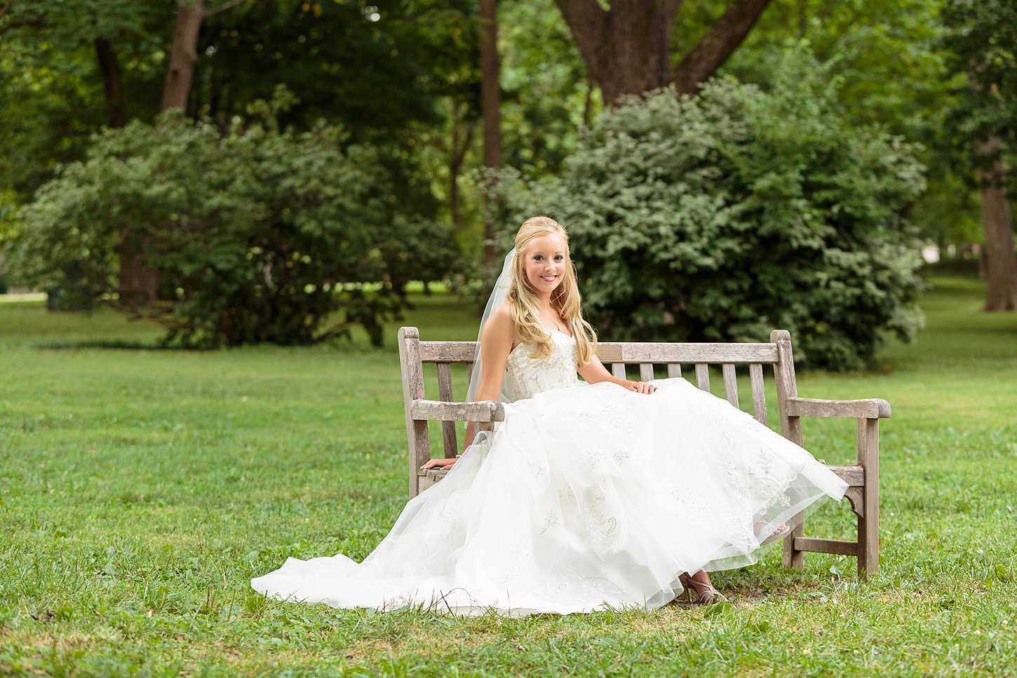 Lexington Kentucky Wedding Photographer Bridal Session