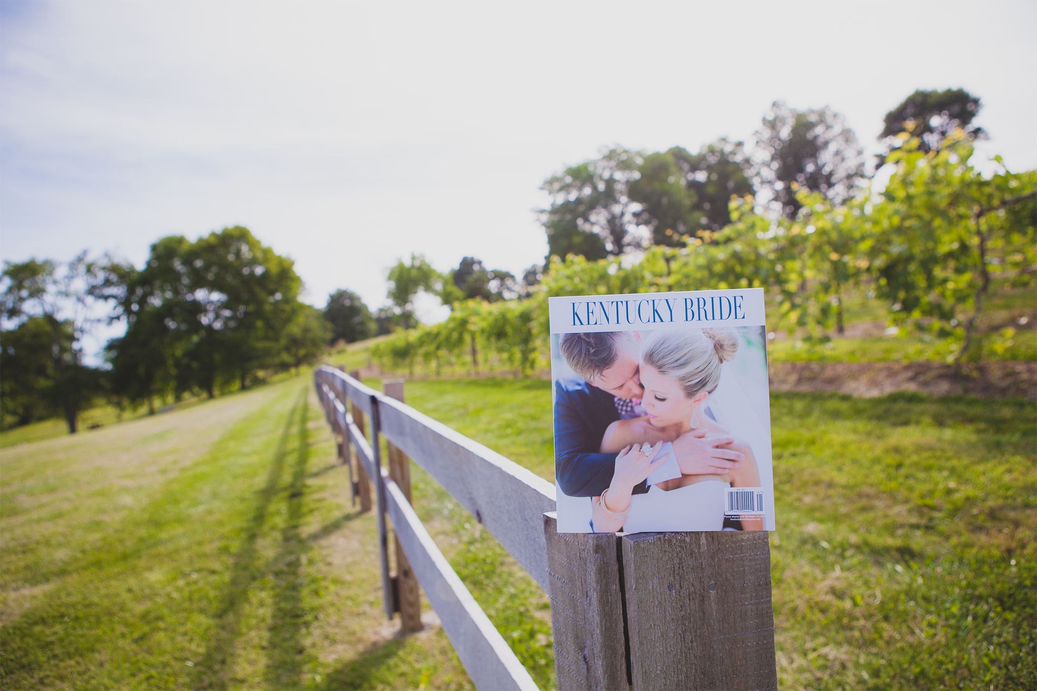 Kentucky Bride Magazine - Summer/Fall 2014