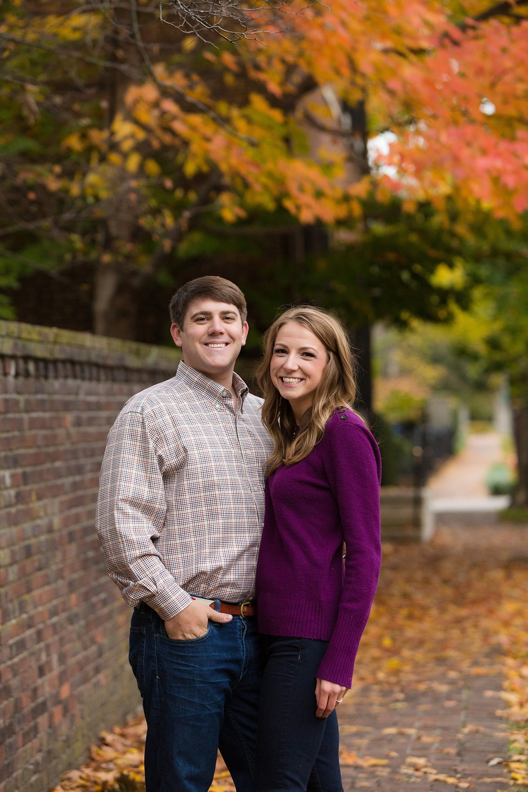 Lexington, KY Engagement : Emily & Chance