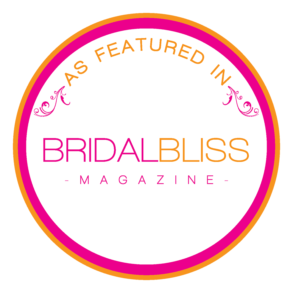 Featured in Bridal Bliss Magazine
